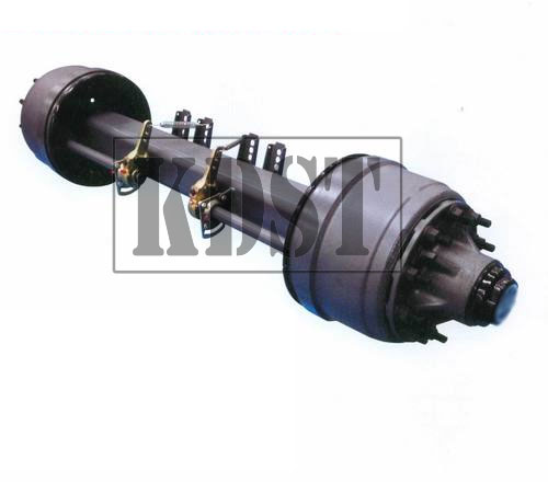 Fuwa Axle Parts India khitch axle parts for fuwa trailers india
