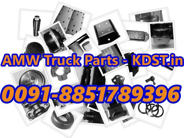 AMW truck parts in India